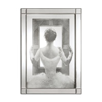Uttermost Picture Perfect Mirrored Wall Art 55015