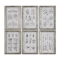 Architectural Accents Silver/Gray Art