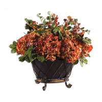 Uttermost English Autumn Floral Bouquet Botanical 60083
