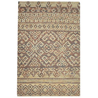Uttermost 70030-6 Liam 108 X 72 inch Hand Knotted Hemp Rug, 6ft x 9ft