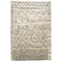 Uttermost 70031-6 Jaylin 108 X 72 inch Hand Knotted Wool Rug, 6ft x 9ft