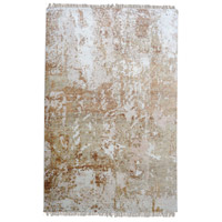 Uttermost 70032-6 Abera 108 X 72 inch Hand Knotted Wool Rug, 6ft x 9ft