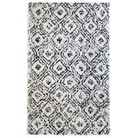 Amuza 96 X 60 inch Hand Woven Cotton Rug, 5ft x 8ft