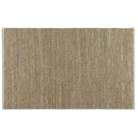 Uttermost 73052-5 Tobais 96 X 60 inch Beige Rug, 5ft x 8ft thumb