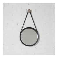 Signature 17 X 17 inch Dark Brown Mirror Home Decor