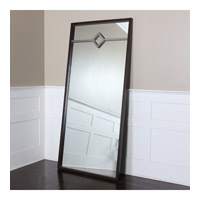 Signature 68 X 32 inch Dark Mahogany Mirror Home Decor