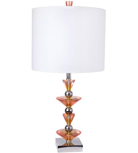 Van Teal 814172 Sax 29 Inch 150 Watt Chrome Table Lamp Portable