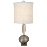 Brilliant Silver Acrylic Table Lamps