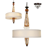 Soraya 8 Light 21 inch Dark Tobacco Chandelier Ceiling Light, Walk to Me