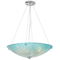 Soiree 3 Light 21 inch Brilliant Silver Chandelier Ceiling Light, Private Events