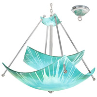 Van Teal 615950 Episode 6 Light 48 inch Brilliant Silver Chandelier Ceiling Light Private Events