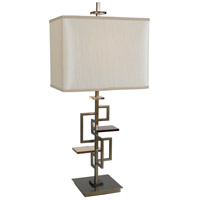 Van Teal 720072 You Will Remember 32 inch 150 watt Chestnut Table Lamp Portable Light Exposure