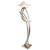 Van Teal 731181 Lumiere 73 inch 150 watt Silver Jacobean Floor Lamp Torchiere Portable Light