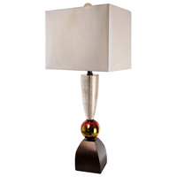 Van Teal 733872 Golden Sun 31 inch 150 watt Sunburst Gold and Bronze Table Lamp Portable Light