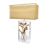 Exotic Garden 32 inch 19 watt Table Lamp Portable Light