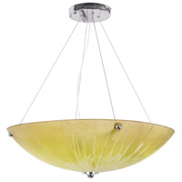Honeydew 3 Light 21 inch Chrome Pendant Ceiling Light, Private Events