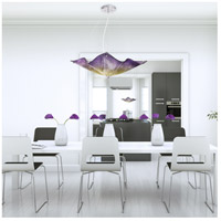Van Teal 814450 Passionate 3 Light 19 inch Chrome Pendant Ceiling Light, Private Events alternative photo thumbnail