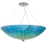 Van Teal 815150 Drift 3 Light 30 inch Chrome Chandelier Ceiling Light Private Events