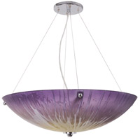 Compassion 3 Light 30 inch Chrome Chandelier Ceiling Light, Private Events
