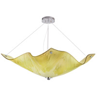 Linden 3 Light 30 inch Chrome Chandelier Ceiling Light, Private Events