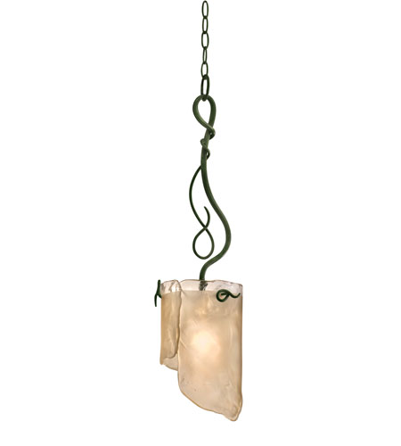 Varaluz Soho 1 Light Mini Pendant in Natura 126M01 photo