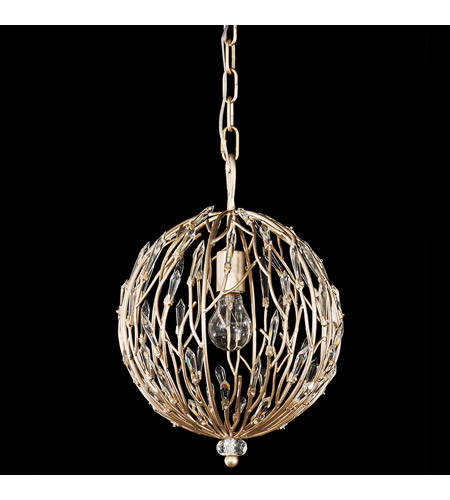 Varaluz Gold Dust Steel Pendants