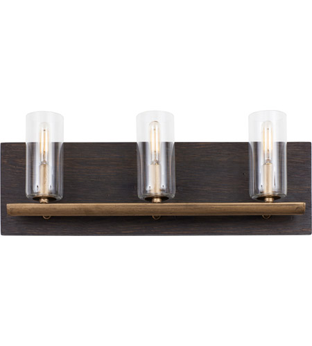Havana Gold Glass Bathroom Vanity Lights