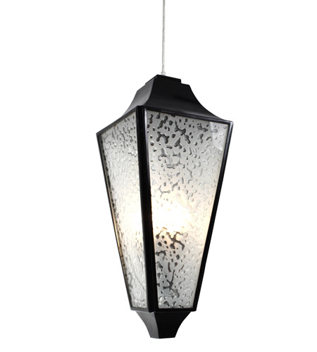 Varaluz Longfellow 4 Light Large Outdoor Pendant in Exterior Black 731P04EB photo
