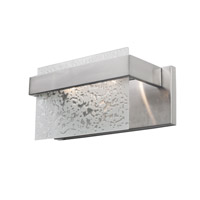 Varaluz Line Up 2 Light Vanity in Brushed Nickel 120B02BN