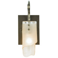 Varaluz Soho 1 Light Vanity in Statue Garden 126B01SG