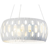 Masquerade 4 Light 24 inch Pearl Pendant Ceiling Light