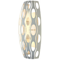 Masquerade 2 Light 10 inch Pearl Wall Sconce Wall Light