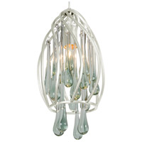 Varaluz Area 51 1 Light Mini Pendant in Pearl 151M01PE