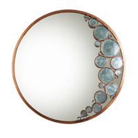 Varaluz Fascination Mirror in Hammered Ore 165A01HO photo thumbnail