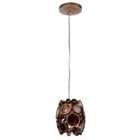 Varaluz 165M01KO Fascination 1 Light 7 inch Kolorado Mini Pendant Ceiling Light alternative photo thumbnail