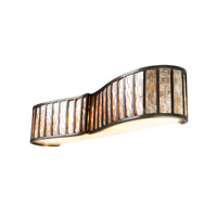 Varaluz 175B04 Affinity 4 Light 36 inch New Bronze Vanity Wall Light alternative photo thumbnail