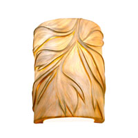 Varaluz Flair 2 Light Sconce in Sustainable Natural Fibers 204W02 photo thumbnail