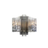 Varaluz Spikotic 2 Light Sconce in Bauxite 225K02BX