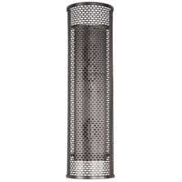 Varaluz Lit-Mesh Test 3 Light Sconce in New Bronze 231W03NB