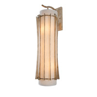 Occasion 3 Light 8 inch Zen Gold Sconce Wall Light