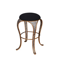 Varaluz Flow Bar Stool in Hammered Ore 240A06HO
