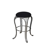 Flow Steel Bar Stool Home Decor, Varaluz Casa