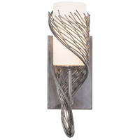 Flow 1 Light 5 inch Steel Wall Sconce Wall Light
