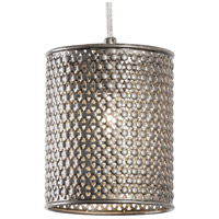 Casablanca 6 inch Steel Mini Pendant Ceiling Light