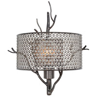 Treefold 1 Light 13 inch Steel Wall Sconce Wall Light