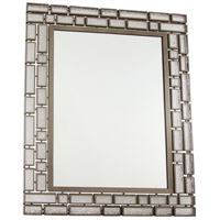 Harlowe 36 X 28 inch New Bronze Wall Mirror Home Decor, Varaluz Casa