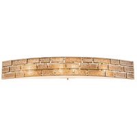 Harlowe 4 Light 40 inch Havana Gold Bath Vanity Wall Light