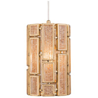 Harlowe 1 Light 6 inch Havana Gold Mini Pendant Ceiling Light