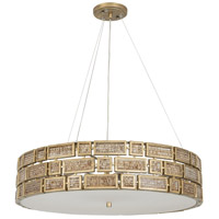 Varaluz 255P05HG Harlowe 5 Light 24 inch Havana Gold Pendant Ceiling Light