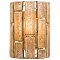 Varaluz 255W01HG Harlowe 1 Light 8 inch Havana Gold Wall Sconce Wall Light